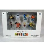 DISNEY/PIXAR MINI FIGURINES 8 PC SET WALL-E NEMO EVE AND MORE! - $24.74
