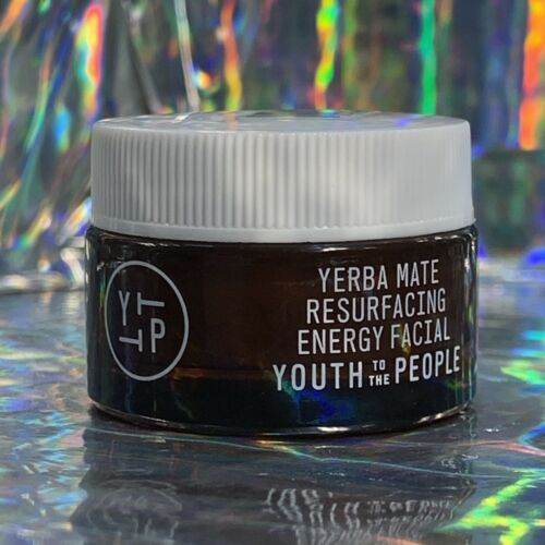 15mL YOUTH TO THE PEOPLE Yerba Mate Resurfacing+Exfoliating Energy Facial Enzyme