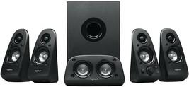 Logitech Z506 Surround Sound Home Theater Speaker System - $194.53