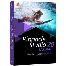 Pinnacle Studio 20 Ultimate | Digital Software Key - FAST DELIVERY 24h Max. - $14.99