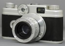 ARGUS C44 Vintage 35mm Film Camera Rangefinder F2.8 50mm Lens CINTAGON USA - $62.10