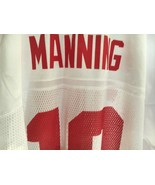 Eli Manning NY Giants XXL Reebok Jersey (Has Stains) - Please See Details - $37.40