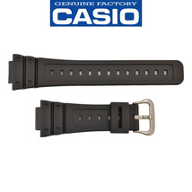 Genuine Casio  Watch Band Strap Black DW-5600E G-5700B DW5600BBMA RUBBER  - $15.97