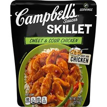 Campbell's Skillet Sauces Sweet & Sour Chicken 11oz pack of 2