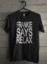 Frankie Says Relax Men's T-Shirt - Custom (4952) - $19.12+