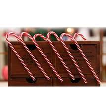 Lot Candy Christmas Decor Hanging Ornament Crutch Pendant For Party Gif... - $4.99
