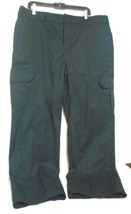 Dickies Black 34x30 Regular Straight Cotton Blend Pants - $18.56