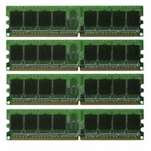 4GB (4x1GB) Memory PC2-5300 Longdimm For Acer Aspire E380 - $11.87