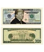 Donald Trump Novelty Money Bills 2020 NEW - $2.00