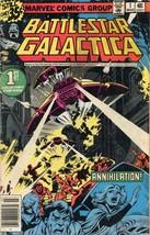 Battlestar Galactica #1 (Mar 1979, Marvel) GOOD - $1.00