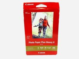 Canon Plus Glossy II PP-301 Inkjet Print Photo Paper - $9.85