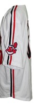 Wild Thing Rick Vaughn Major League Movie Button Down Baseball Jersey Any Size image 4