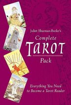 Complete Tarot Pack: Everything You Need to Become a Tarot Reader Sharma... - $43.66