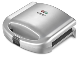 Cuisinart Dual-Sandwich Nonstick Electric Grill - £32.04 GBP