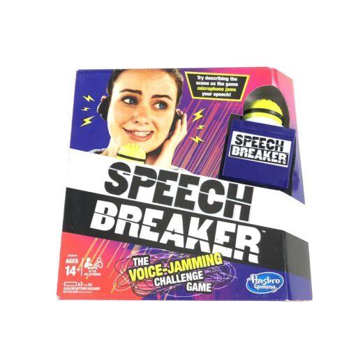 Hasbro Speech Breaker Interactive Board Game