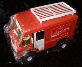 Coca Cola Coke Plastic Truck Mexican 1990s - $29.99