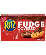 Ritz Seasonal Fudge Covered Crackers, 8 Ounce - $11.95