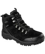 Men's SKECHERS Relaxed Fit: Relment - Pelmo Boot, 64869 /BLK Sizes 8.5-1... - $89.95