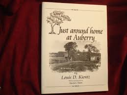 Just Around Home at Auberry [Paperback]