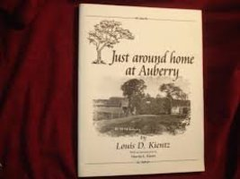 Just Around Home at Auberry [Paperback] image 1