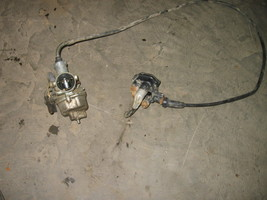 HONDA 1988 200SX CARBURETOR (STRICTLY FOR PARTS ONLY) (BIN 61)  P-53G  P... - $50.00