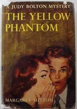 Judy Bolton Mystery no.6 The Yellow Phantom by Margaret Sutton hcdj 1950... - $9.00