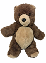 "RARE Applause Bear Plush Teddy Brown Vintage Stuffed Animal 12"" Doll Toy... - $46.55"