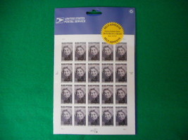 Patricia Roberts Harris Mint Stamp Sheet NH VF Original Package - $7.08
