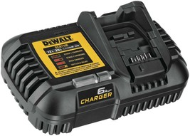 New DeWalt DCB1106 6 Amp Fast Speed Charger for 12V & 20V & FlexVOLT Bat... - $49.41