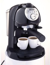 6 Cup Dual Function Filter Coffee Espresso Machine Home Small Appliance ... - $109.73