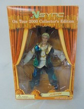 Justin Timberlake NSYNC  Marionette Figure Doll 2000 Collectible on Tour... - $15.83