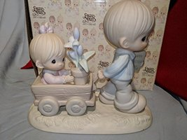 Precious Moments - Easter's on it's way #521892 - Retired - $23.17