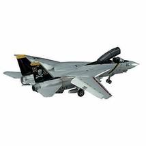 Hasegawa 1/72 US Navy F-14A Tomcat Haibiji E3 plastic Model Kit w/Tracki... - $14.73