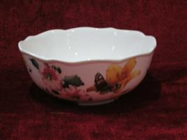 "Lenox Floral Meadow cereal bowl 6 5/8"" - $9.85"