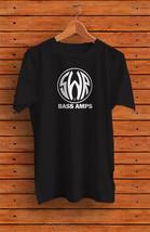 SWR Bass Amps logo T Shirt Size S M L XL 2XL 3XL - $15.84+