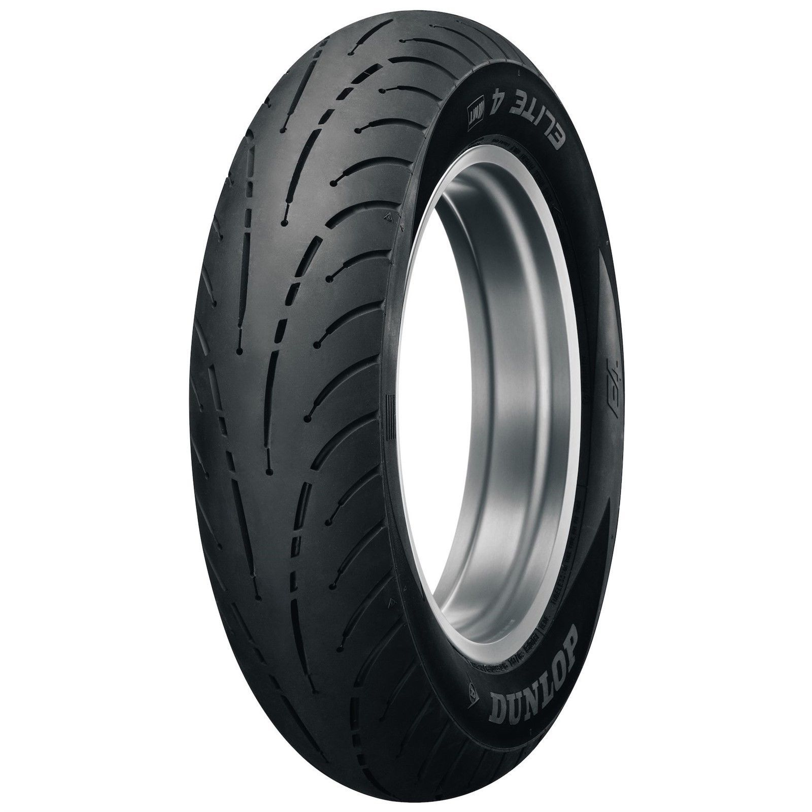 New Dunlop Elite 4 140/90B16 Bias Rear Motorcycle Tire 77H High Mileage