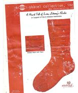Knit Sock Kit Pattern And 100 Grams Red Yarn by Schoppel Machine Wash - $18.00