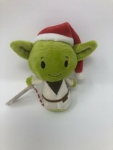 Hallmark Itty Bitty Bittys HOLIDAY YODA 2015 Star Wars NEW with tag Plus... - $10.95