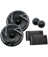 Power Acoustik EF-60C Edge Series 6.5 500-Watt 2-Way Component Speaker S... - $55.06