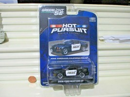 Greenlight Se S2 Hot Pursuit 2008 Coronado California Ford Mustang Gt Police Car - $34.60