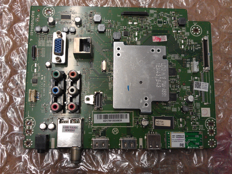 A4D17MMA-001 A4D17UH Digital Main Board From Philips 49PFL4909/F7 DS1 LCD TV