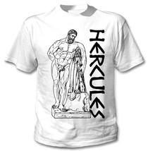 Herkules - New Cotton White Tshirt - $19.53