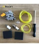 Carburetor & Tool for Ryobi EX 26 Carb Ryobi RY26000 RY28000 30CC 26CC T... - $14.55