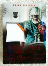 DEVANTE PARKER RC 2015 PRESTIGE RED VARIANT 3CLR PATCH ROOKIE PSA10?DOLP... - $39.59