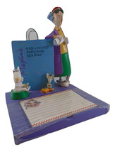 Hallmark Maxine Help yourself everyone else does pen holder notepad unused - $24.99
