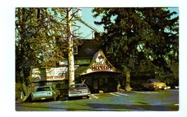 Douglass Motor Inn Cars Perryville Maryland postcard - $4.00