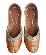 punjabi jutti  designer shoes, ething shoes,leather jutti USA-6         ... - $29.99