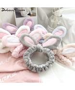 Cute Rabbit Ears  Headband  For Women and Girls ,Women's bunny Ear Headband - $18.38