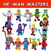HE-Man Masters 16pcs Lego Minifigure Toys Set - $30.00