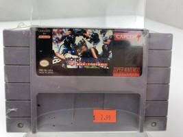 Capcom's MVP Football (Super Nintendo Entertainment System, 1993) Video Game - $5.93